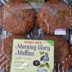 Trader Joe's Morning Glory Muffins