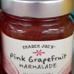 Trader Joe's Pink Grapefruit Marmalade