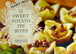 Trader Joe's Sweet Potato Pie Bites
