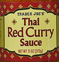 Trader Joe's Thai Red Curry Sauce