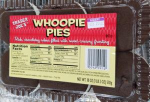 Trader Joe's Whoopie Pies