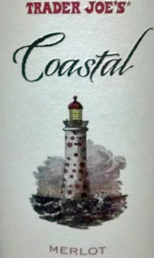 Trader Joe's Coastal Merlot