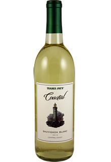 Trader Joe's Coastal Sauvignon Blanc