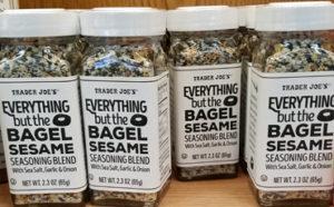 Trader Joe's Everything But the Bagel Sesame Seasoning Blend