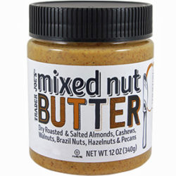 Trader Joe's Mixed Nut Butter