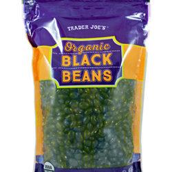 Trader Joe's Organic Dry Black Beans