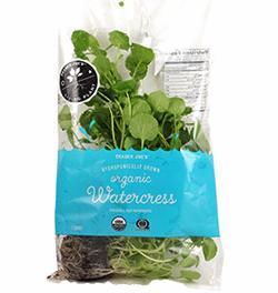 Trader Joe's Organic Watercress