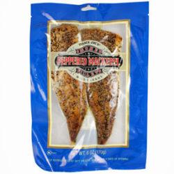 Trader Joe's Smoked Peppered Mackerel