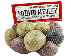 Trader Joe's Potato Medley