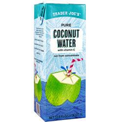 Trader Joe's Pure Coconut Water