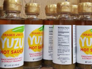 Trader Joe's Yuzu Hot Sauce