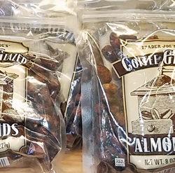 Trader Joe's Coffee Glazed Almonds