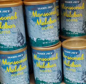 Trader Joe's Monsooned Malabar Coffee