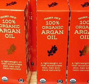 Trader Joe's 100% Organic Argan Oil