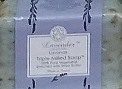Trader Joe's Lavender Triple Milled Soap