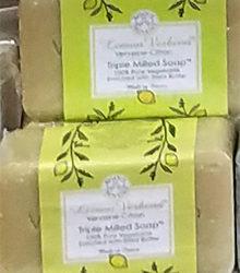 Trader Joe's Lemon Verbena Soap