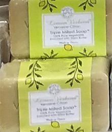 Trader Joe's Lemon Verbena Soap