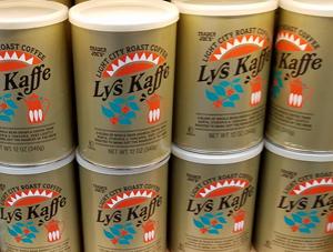 Trader Joe's Lys Kaffe Light City Roast Coffee