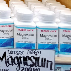 Trader Joe's Magnesium Supplement