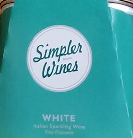 Simpler Wines White