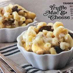 Trader Joe's Truffle Mac & Cheese