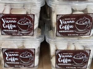 Trader Joe's Vienna Coffee Meringues