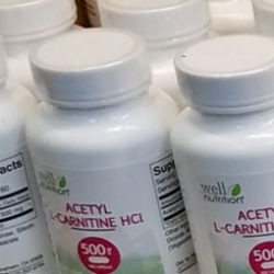 Well Nutrition Acetyl-L-Carnitine HCL