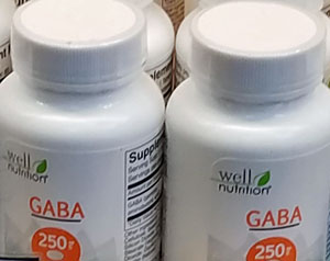 Well Nutrition Gaba 250mg