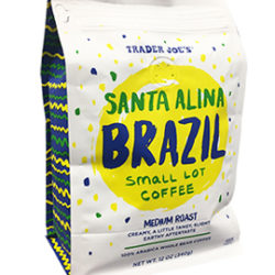 Trader Joe's Alina Brazil Small Lot Coffee