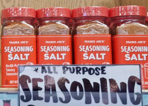 Trader Joe's Seasoning Salt