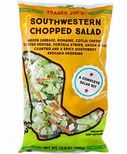 Trader Joe's Southwestern Chopped Salad