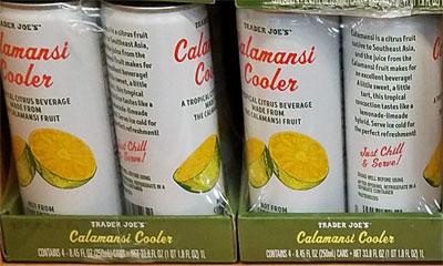 Trader Joe's Calamansi Cooler