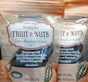 Trader Joe's Nothing but Fruit & Nuts Date, Hazelnut, & Cacao