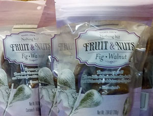 Trader Joe's Nothing but Fruit & Nuts Fig & Walnut