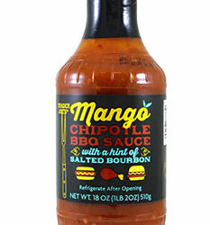 Trader Joe's Mango Chipotle BBQ Sauce