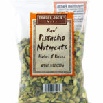 Trader Joe's Raw Pistachio Nutmeats Halves & Pieces