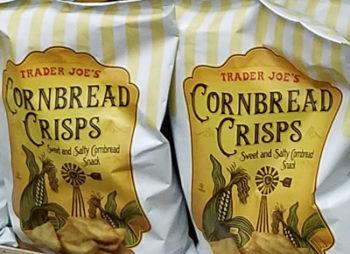 Trader Joe's Cornbread Crisps