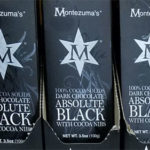 Montezuma's Absolute Black 100% Dark Chocolate with Cocoa Nibs