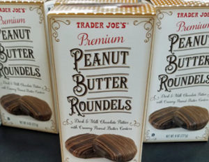 Trader Joe's Peanut Butter Roundels