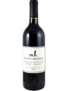 Billy's Shadow Cabernet Sauvignon Shiraz Merlot