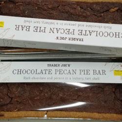 Trader Joe's Chocolate Pecan Pie Bar