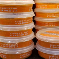 Trader Joe's Curried Carrot & Cashew Dip