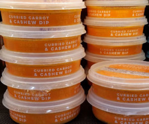 Trader Joe's Curried Carrot & Cashew Dip
