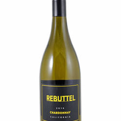 Trader Joe's Rebuttel Chardonnay
