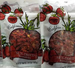Trader Joe's California Sun-Dried Tomatoes