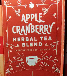 Trader Joe's Apple Cranberry Herbal Tea Blend