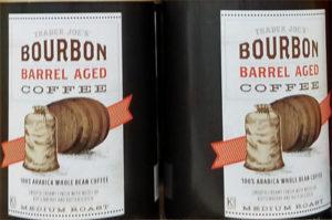 Trader Joe's Bourbon Barrel Aged Coffee