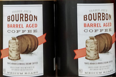 Trader Joe's Bourbon Barrel Aged Coffee