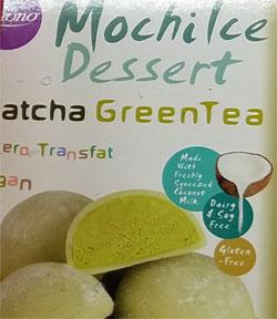 Buono Dairy-Free Matcha Green Tea Mochi