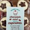 Trader Joe's Chocolate Mint Cupcakes